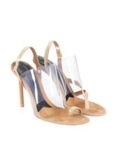 Alexander Wang Kaia PVC High Heel Sandals