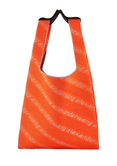 Alexander Wang Knit Jacquard Shopper Tote Bag