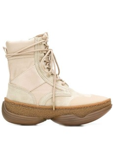 Alexander Wang lace-up boots