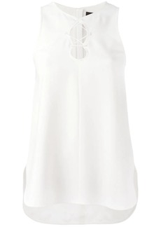 Alexander Wang lace-up tank top