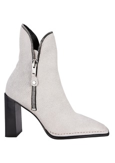 Alexander Wang Lane Zipper Booties