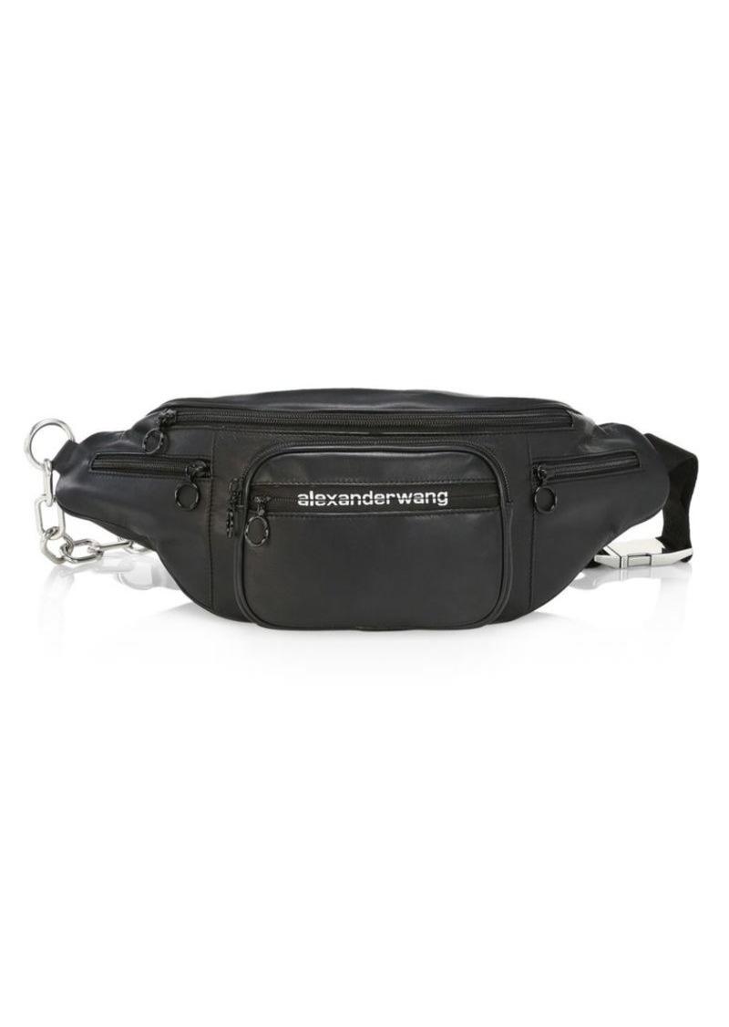 Alexander Wang Large Attica Soft Leather Belt Bag