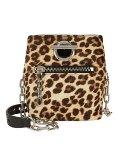 Alexander Wang Leopard Riot Bag