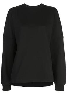Alexander Wang logo print sweatshirt