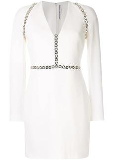Alexander Wang Long Sleeve Mini Dress