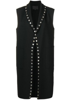 Alexander Wang long studded vest