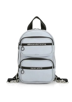 Alexander Wang Medium Attica Soft Leather Backpack