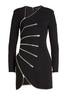 Alexander Wang Mini Dress with Zippers