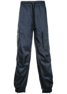 Alexander Wang monogram track pants