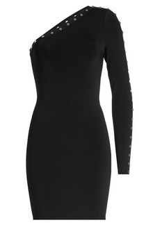 Alexander Wang One Sleeve Mini Dress