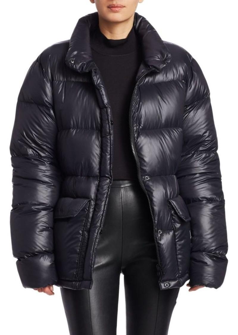 Alexander Wang Oversized Puffer Coat