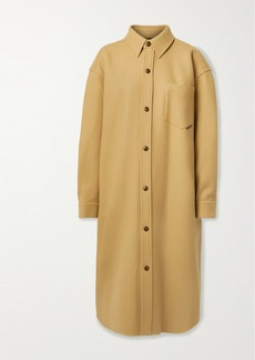 Alexander Wang Oversized Wool-blend Felt Coat