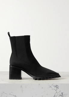 Alexander Wang Parker Canvas Chelsea Boots