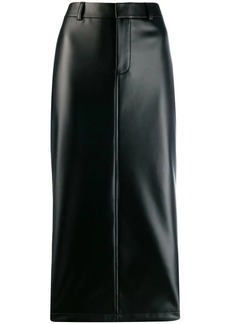 Alexander Wang pencil midi skirt