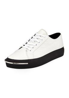 Alexander Wang Pia Bar-Toe Low-Top Sneakers
