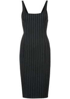 Alexander Wang pinstripe sheath dress