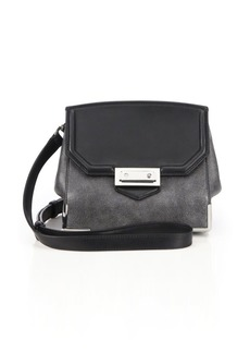 Alexander Wang Prisma Two-Tone Leather Shoulder Bag