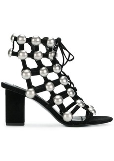 Alexander Wang Rainey Mid Heel sandals