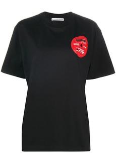 Alexander Wang record T-shirt