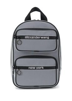 Alexander Wang Reflective backpack