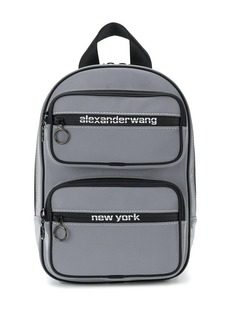Alexander Wang Reflective backpack