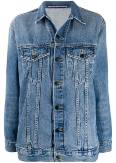 Alexander Wang relaxed denim jacket