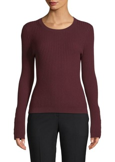 Alexander Wang Ribbed Roundneck Sweater