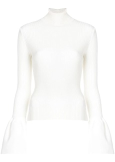 Alexander Wang ribbed turtleneck top