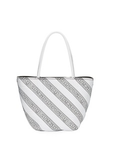 Alexander Wang Roxy Logo Soft Small Tote Bag
