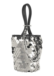 Alexander Wang Roxy Sequin Mini Bucket Bag