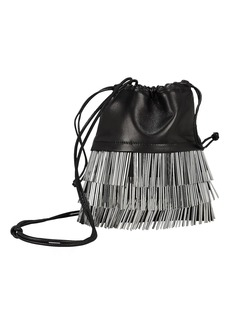 Alexander Wang Ryan Metal Fringe Bag