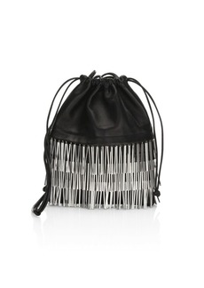 Alexander Wang Ryan Mini Leather Dustbag