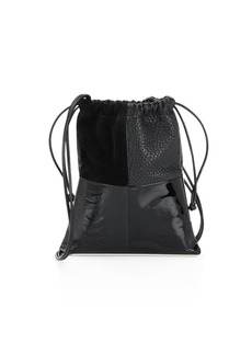 Alexander Wang Ryan Mini Leather Dustbag