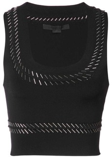 Alexander Wang sequin embellished top