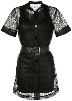 Alexander Wang short lace dress