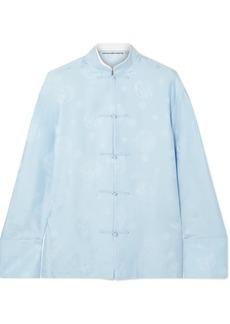 Alexander Wang Silk-jacquard Shirt