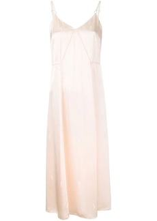 Alexander Wang silky midi dress