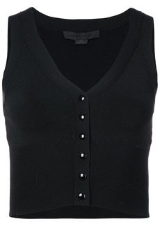 Alexander Wang sleeveless cardigan