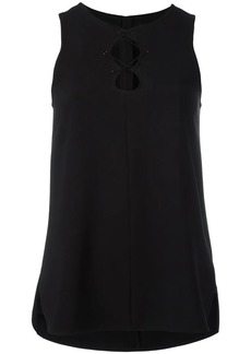 Alexander Wang sleeveless lace-up top