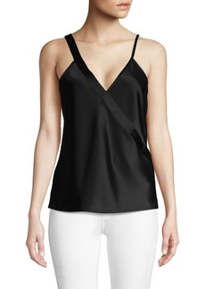 Alexander Wang Sleeveless Satin Top