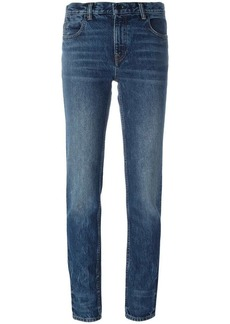 Alexander Wang slim-fit jeans