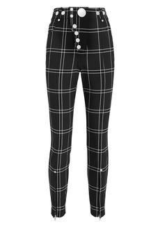 Alexander Wang Snap Button Trousers