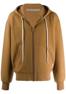 Alexander Wang splittable hoodie