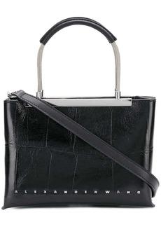 Alexander Wang square embossed crossbody bag