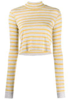 Alexander Wang stripe knitted top
