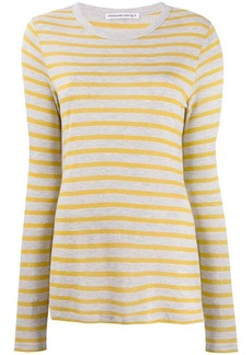 Alexander Wang stripe top