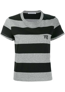Alexander Wang striped short-sleeve T-Shirt