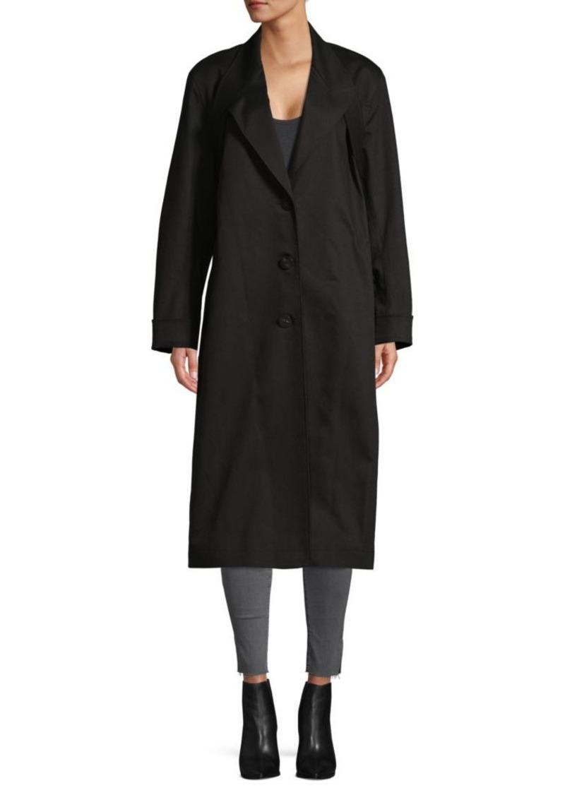 Alexander Wang Studded Belt Coat