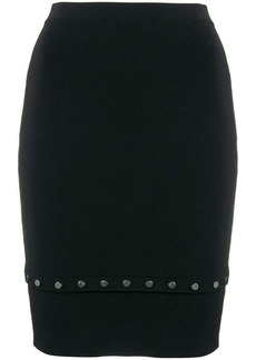 Alexander Wang studded pencil skirt