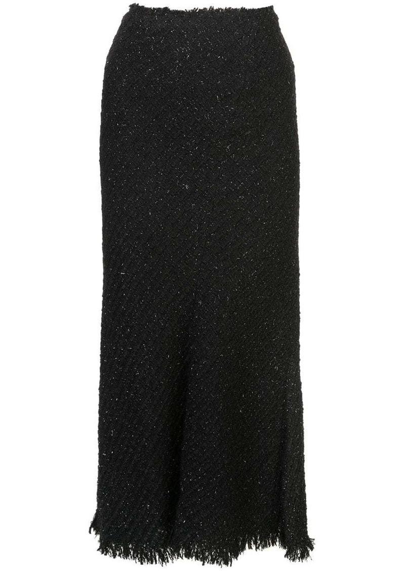 Alexander Wang tweed skirt
